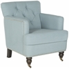 Safavieh Colin Club Chair, Sky Blue