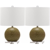 Safavieh Conway Table Lamp, Spring Green Base
