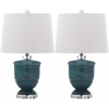 Safavieh Shoal Table Lamp, Blue Base