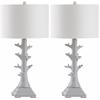 Styx Table Lamp, White Base