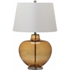 Safavieh Taladega Table Lamp, Umber Base
