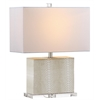 Delia Table Lamp, Cream
