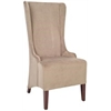 Safavieh Becall Dining Chair, Mushroom Taupe
