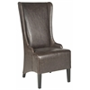 Becall Dining Chair, Antique Brown