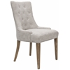 Becca Dining Chair, Grey