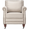 Safavieh Karsen Club Chair, Taupe