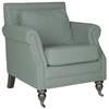Karsen Club Chair, Seaside Blue