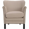 Safavieh Jenny Arm Chair, Taupe