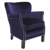 Jenny Arm Chair, Royal Blue