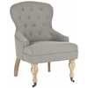 Safavieh Falcon Arm Chair, Granite