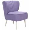 Morgan Accent Chair, Lavender