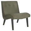 Safavieh Mandell Chair, Forest Green