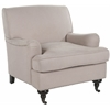Chloe Club Chair, Taupe