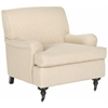 Safavieh Chloe Club Chair, Hemp