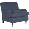Safavieh Chloe Club Chair, Navy