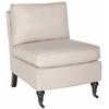 Randy Slipper Chair, Taupe