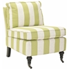 Randy Slipper Chair, Multi Stripe