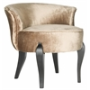 Safavieh Mora Vanity Chair, Mink Brown