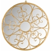 Safavieh Austin Filigree Mirror, Gold