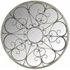 Austin Filigree Mirror, Silver