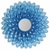 Safavieh Chrissy Mirror, Blue