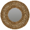 Celtic Chain Mirror, Antique Gold