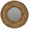 Safavieh Celtic Chain Mirror, Antique Gold
