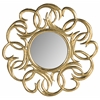 Safavieh Cecile Mirror, Gold