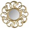 Cecile Mirror, Gold