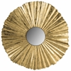 Safavieh Mae Fan Mirror, Gold