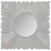 Acanthus Mirror, Grey