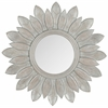 Sun King Mirror, Grey