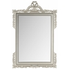 Safavieh Pedimint Mirror, Pewter