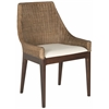 Franco Sloping Chair, Brown