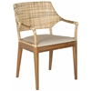 Carlo Arm Chair, Honey
