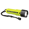 Pelican PeliLite 1800 Flashlight, 2-C, Yellow/Black