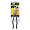 "Klein Tools NE-Nose High-Leverage Side-Cut Pliers, 9 3/8"" Tool Length, 25/32"" Cutters"