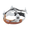 Anchor Brand SWEATSOpad Sweatband, For Non-Suspension Headgear, Fleece Cotton, Sienna