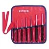 PROTO 7-Piece Super-Duty Drive Pin Punch Set