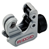 "RIDGID Model 103 Close Quarters Tubing Cutter, 1 1/2"" Tool Length, 1/8-5/8"" Cut Cap."