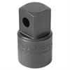"Impact-Wrench Drive Adapter, 1/2"" Female, 3/4"" Male, Black"