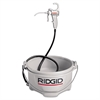 "RIDGID No. 418 Oiler Assembly, Pistol-Grip Pump, 54"" Hose, 1gal Reservoir"