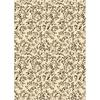 ALBA 2'2 X 7'7 1860 Rug, Ivory