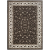 PISA 2'2 X 7'7 3743 Rug, Brown
