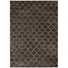 PISA 2'2 X 7'7 3782 Rug, Brown