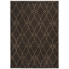 PISA 7'10 X 10'6 3783 Rug, Brown
