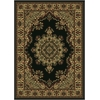 CASTELLO 7'9 X 11' 1191 Rug, Black