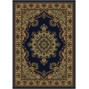 CASTELLO 7'9 X 11' 1191 Rug, Blue