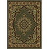 CASTELLO 5'5 X 7'7 1191 Rug, Green