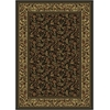 CASTELLO 7'9 X 11' 1219 Rug, Black